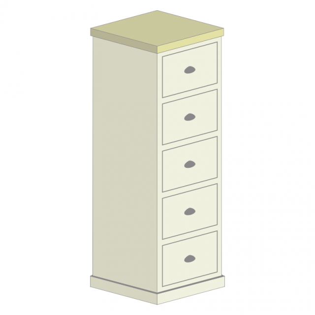 5 Drawer Jumper Wellington