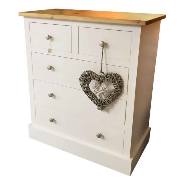 Blyton 2 Over 3 Chest of Drawers