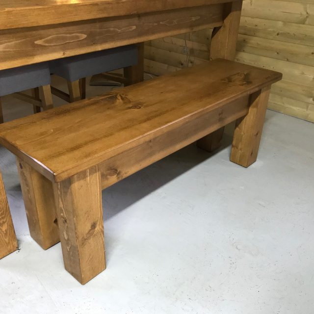WHITTINGTON RANGE BENCHES