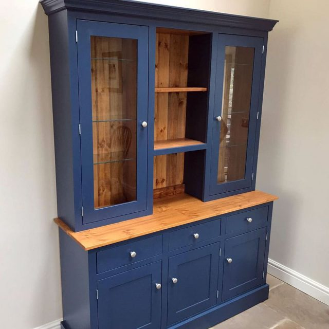 Handmade Solid Wood Kitchen Dresser