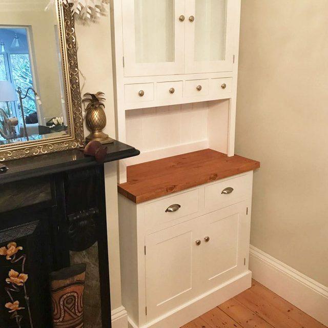 Handmade Solid Wood Kitchen Dresser