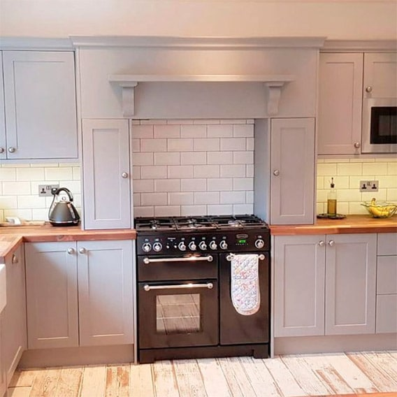 Handmade Solid Wood Fitted Kitchens
