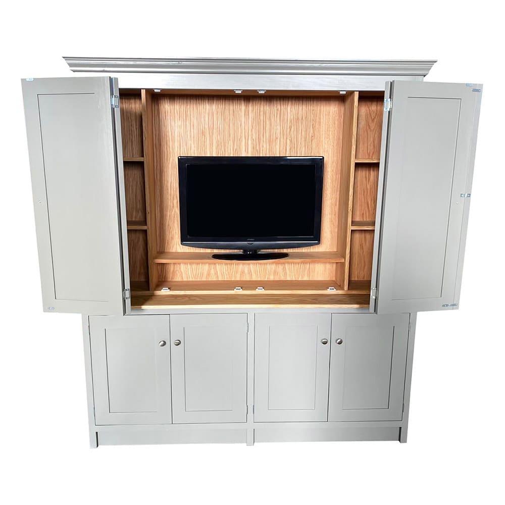 6ft TV Television Kitchen Dresser