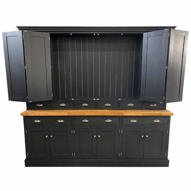 8ft Stanley TV Kitchen Dresser